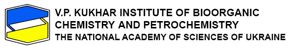 Institute of Bioorganic Chemistry and Petrochemistry National Academy of Science of Ukraine